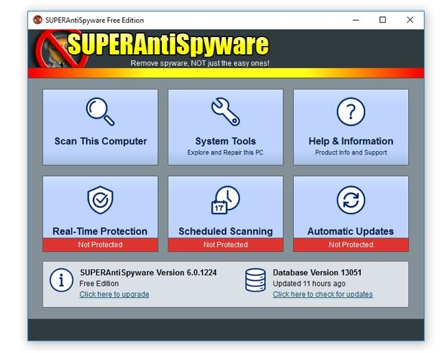 Superantispyware
