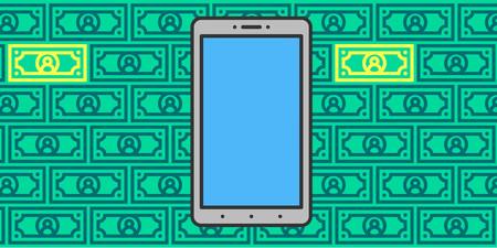 Móviles Android Dinero