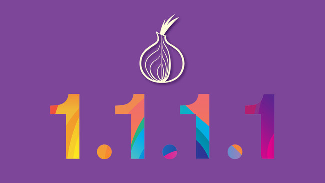 Tor Cloudflare Dns