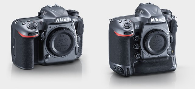 Nikon D5 cien Aniversario 2