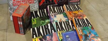 El cómic de 'Akira' se podrá gozar en su version original 30 años después: repasamos la historia de sus multiples adaptaciones