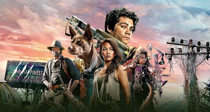 'De amor y monstruos': llega a Netflix una simpática comedia que demuestra que con romanticismo, el apocalipsis es más llevadero