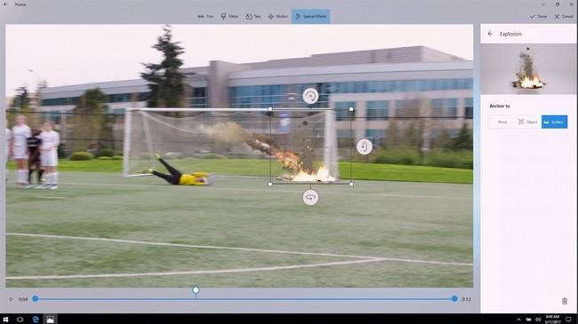 Gol Explosion