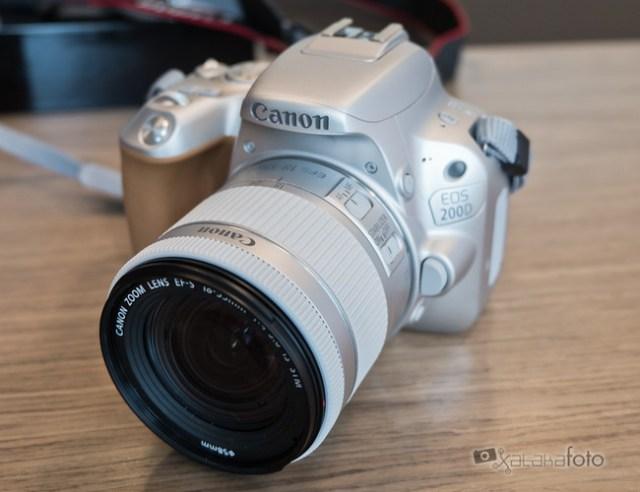 Canon Eos 200d 8