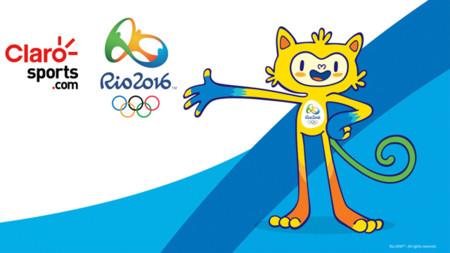 Claro Sports Rio 2016