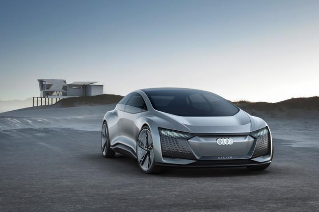Permalink to Audi Aicon: el coche futurista con inteligencia artificial que no necesita volante, pedales ni cinturón de seguridad