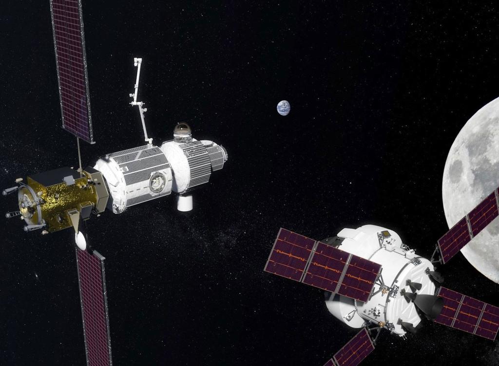 """Permalink to La NASA habla de la inminente vuelta a la Luna por parte del ser humano y anuncia planes para Marte y """"la nueva ISS"""""""