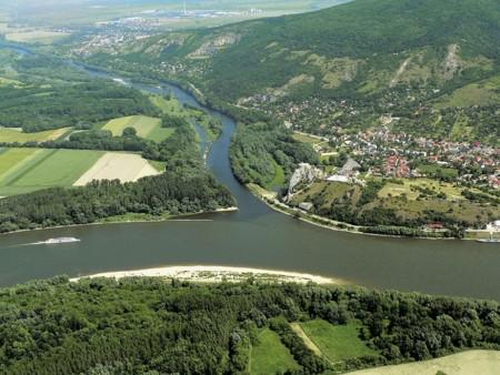 Morava Y Danubio
