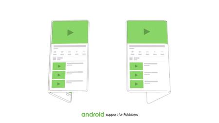 Android Plegable