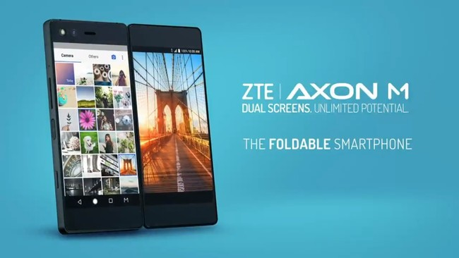 Permalink to ZTE Axon M: doble pantalla plegable para conseguir el sueño de los móviles que se doblan