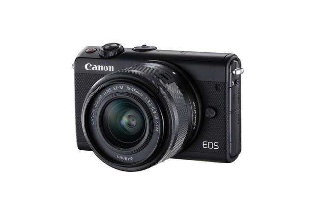 Canon EOS M100 Xataka Foto