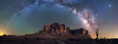 La Vía Láctea a 46 gigapíxeles y otras impresionantes fotos y representaciones de nuestra galaxia