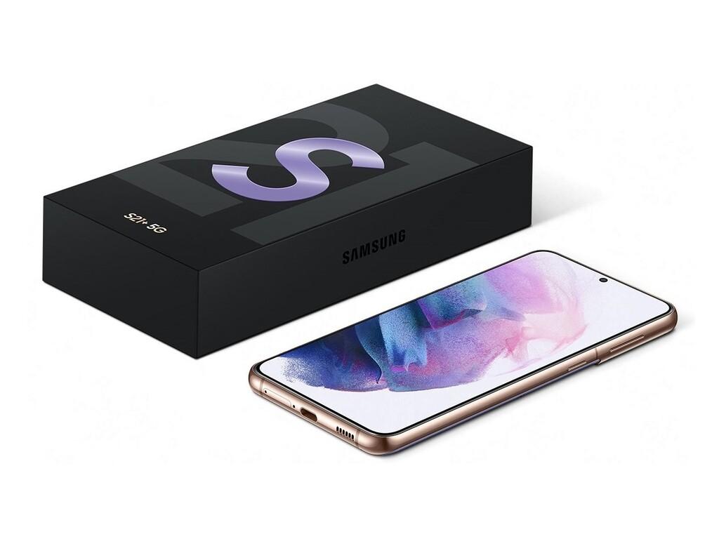 Galaxy S21, S21+ y S21 Ultra sin cargador: la línea de teléfonos más importante de Samsung no incluye cargador en la caja