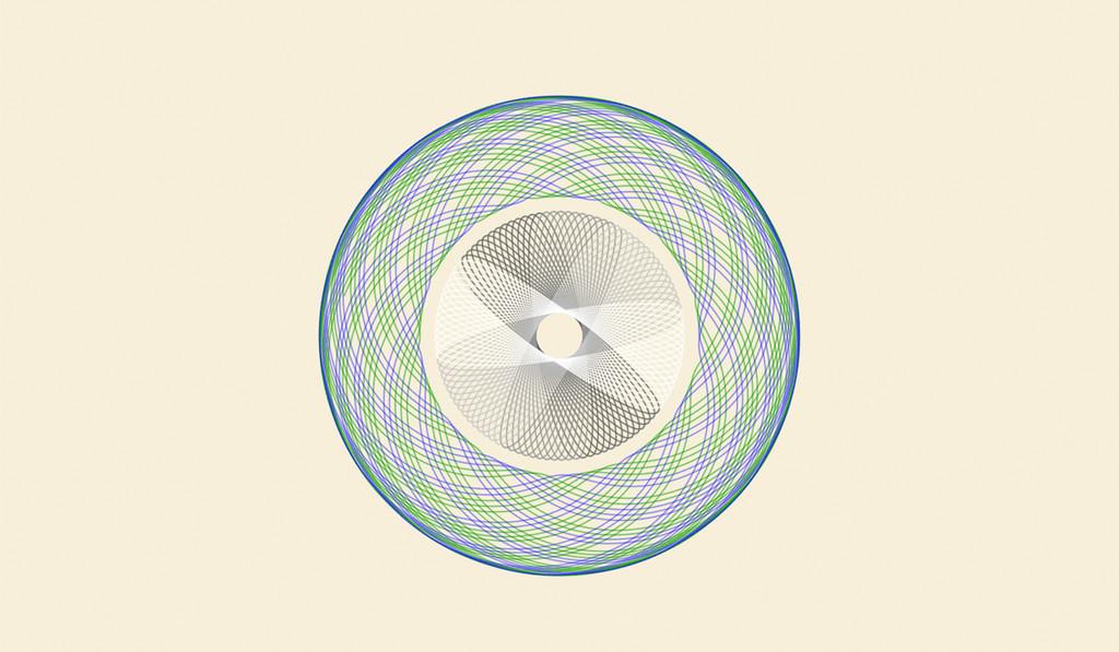 Crea formas geométricas y coloridas desde tu navegador gracias a estos espirógrafos