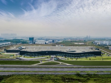 Polestar Chengdu Production Centre 001