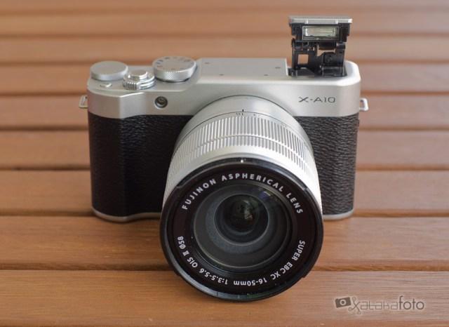 Fujifilm X A10