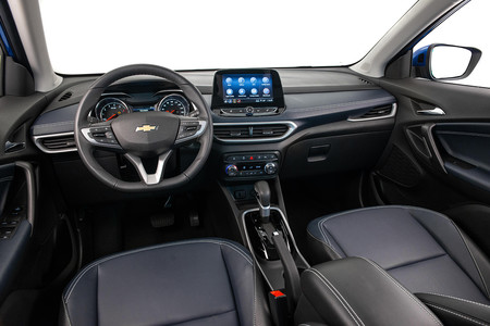 Chevrolet Tracker Mexico 14