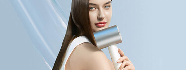 Xiaomi Mijia Hair Dryer H500: a very compact dryer for sensitive hair