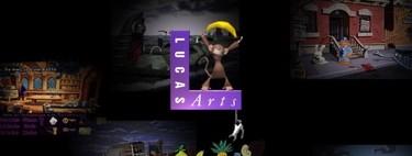 LucasArts también era esto. Anécdotas y curiosidades