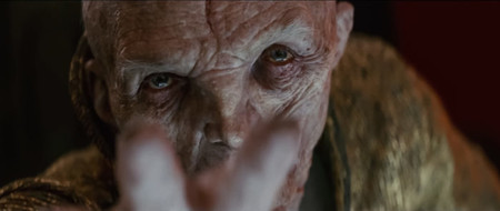 Ultimos Jedi Snoke