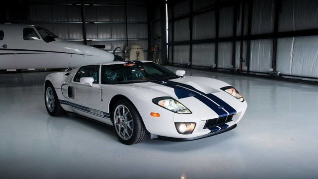 Ford Gt 2006 diecisiete Km 1