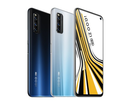 Vivo Iqoo Z1 5g Movil