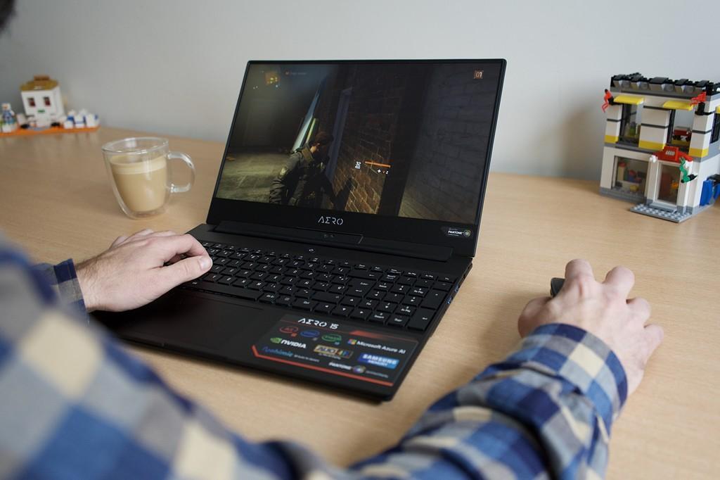 Gigabyte Aero 15-Y9, análisis: nada es corriente en el notebook gaming de 5000 euros con Core i9 y RTX 2080