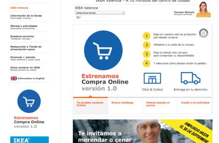 La Venta Online De Ikea Muy Poca Diferencia Con Su Envío A