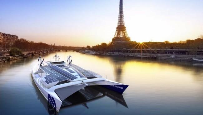 Permalink to Energy Observer, el primer barco impulsado por hidrógeno, inicia su viaje de seis años alrededor del mundo