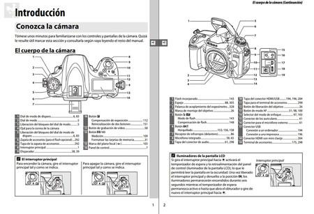 Nikon D600 Manual