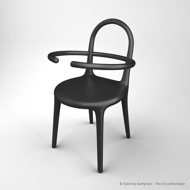 Hoop Chair 04