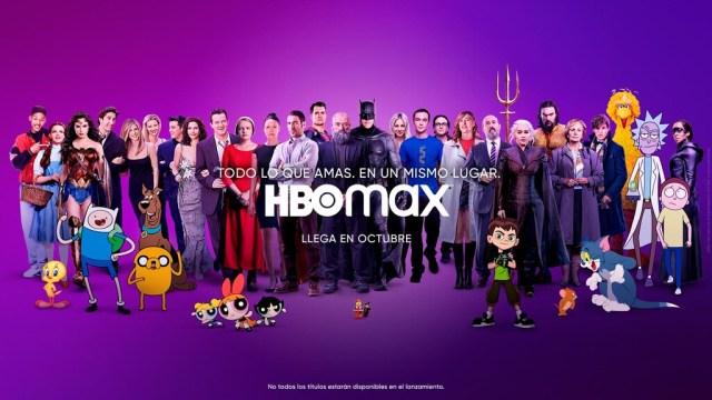HBO Max llega a España(país) el 26 de octubre y Vodafone℗ lo incluirá en su oferta televisiva
