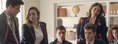 Netflix está marcando el camino de las nuevas producciones para adolescentes