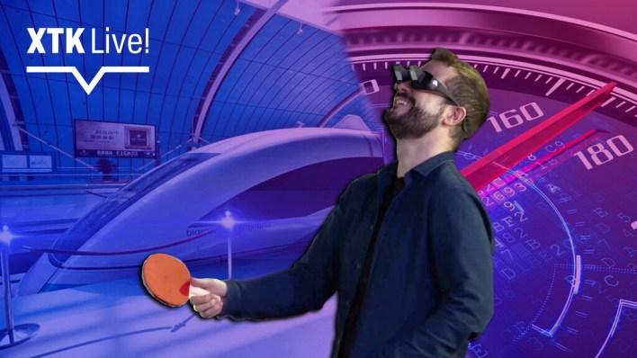 Xataka Live 2x02: el 5G se entiende mejor jugando al ping pong