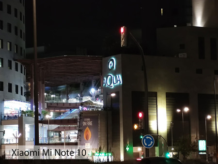 Xiaomi Mi Note 10 Zoom Noche