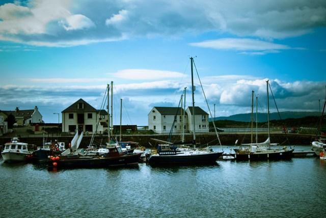 Escocia, 2011. Chema Sanmoran