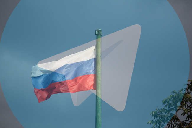 Telegram Rusia
