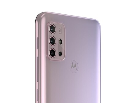 Motorola Moto G30 Oficial Camara