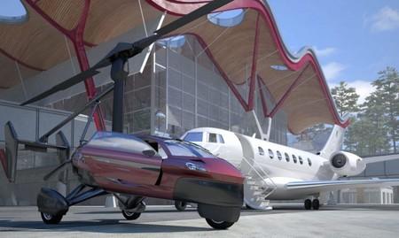 Pal V Liberty Three Wheel Flying Car Reservations 5