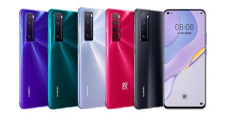 Huawei Nova 7 5G y Huawei Nova 7 Pro 5G, ficha técnica de ...