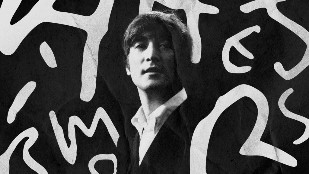 Permalink to Escribe con la letra de John Lennon o David Bowie descargando estas tipografías de estrellas de la música gratuitas
