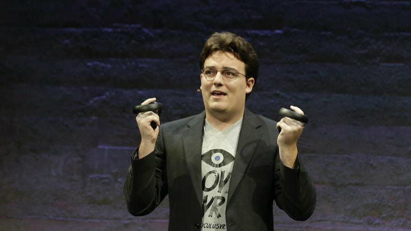 """Permalink to Palmer Luckey, co-fundador de Oculus: """"la RV no es lo suficientemente buena y no será masiva ni siendo gratis"""""""