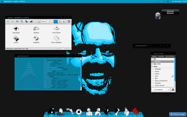 Arch Linux For Crazy People By Gabriela2400 On Deviantart 2018 07 10 14 33 09