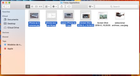 Consecutive Files
