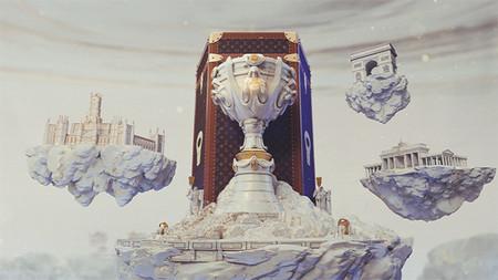 Louis Vuitton Collaborates In Lol World Championship League Of Legends