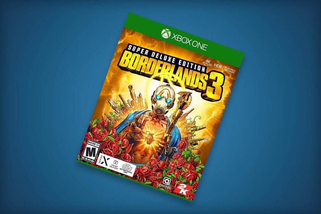 'Borderlands 3' en su edición Super Deluxe para Xbox tiene precio histórico en Amazon México: con actualización gratuita para Series X