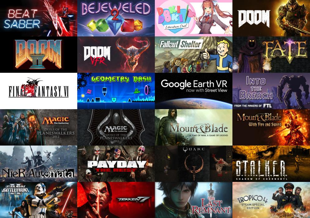 En esta web(www) listan todos los videojuegos compatibles con Steam Play que podrias jugar en Linux® sin problemas