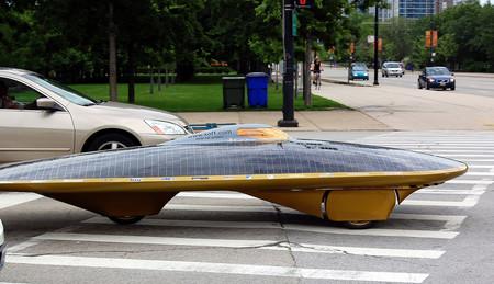 Coche Solar Autonomo