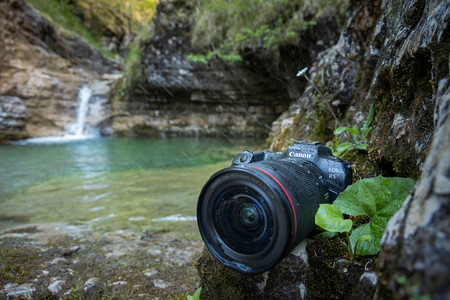 Canon Eos R5 Wasser