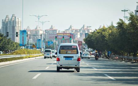 China autopista diésel